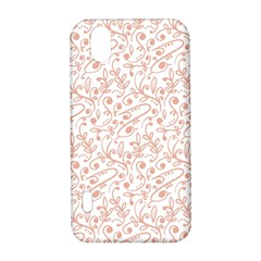 Hand Drawn Seamless Floral Ornamental Background LG Optimus P970