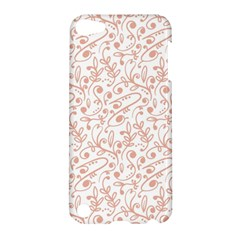 Hand Drawn Seamless Floral Ornamental Background Apple iPod Touch 5 Hardshell Case