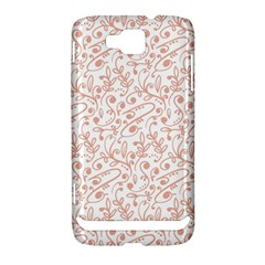 Hand Drawn Seamless Floral Ornamental Background Samsung Ativ S i8750 Hardshell Case