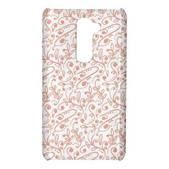 Hand Drawn Seamless Floral Ornamental Background LG G2