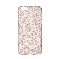 Hand Drawn Seamless Floral Ornamental Background Apple iPhone 6/6S Hardshell Case