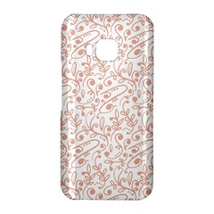 Hand Drawn Seamless Floral Ornamental Background HTC One M9 Hardshell Case