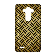 WOV2 BK MARBLE GOLD (R) LG G4 Hardshell Case