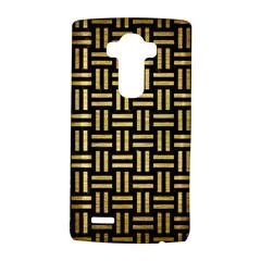 WOV1 BK MARBLE GOLD LG G4 Hardshell Case