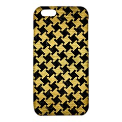 HTH2 BK MARBLE GOLD iPhone 6/6S TPU Case