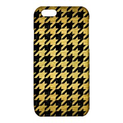 HTH1 BK MARBLE GOLD iPhone 6/6S TPU Case