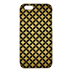 CIR3 BK MARBLE GOLD (R) iPhone 6/6S TPU Case