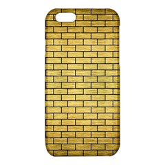 BRK1 BK MARBLE GOLD (R) iPhone 6/6S TPU Case
