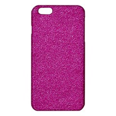 Metallic Pink Glitter Texture iPhone 6 Plus/6S Plus TPU Case