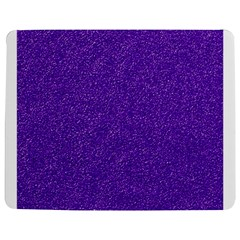 Festive Purple Glitter Texture Jigsaw Puzzle Photo Stand (rectangular)
