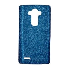 Festive Blue Glitter Texture LG G4 Hardshell Case