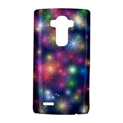 Starlight Shiny Glitter Stars LG G4 Hardshell Case
