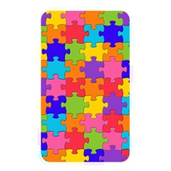 Funny Colorful Puzzle Pieces Memory Card Reader