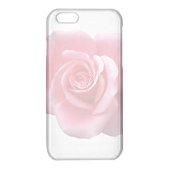 Pink White Love Rose iPhone 6/6S TPU Case