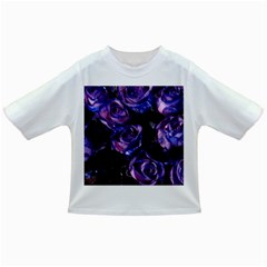 Purple Glitter Roses Valentine Love Infant/Toddler T-Shirts