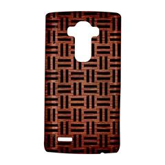 WOV1 BK MARBLE COPPER (R) LG G4 Hardshell Case