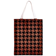 HTH1 BK MARBLE COPPER Classic Light Tote Bag