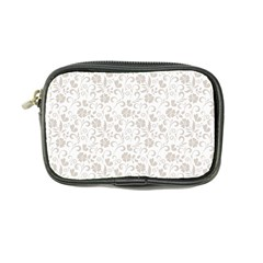 Elegant Seamless Floral Ornaments Pattern Coin Purse