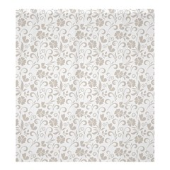 Elegant Seamless Floral Ornaments Pattern Shower Curtain 66  X 72  (large)