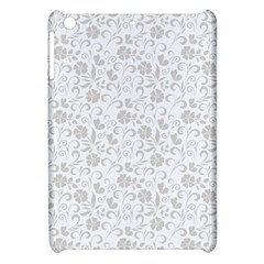Elegant seamless Floral Ornaments Pattern Apple iPad Mini Hardshell Case
