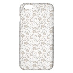 Elegant seamless Floral Ornaments Pattern iPhone 6 Plus/6S Plus TPU Case