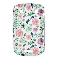 Hand Painted Spring Flourishes Flowers Pattern Bold Touch 9900 9930