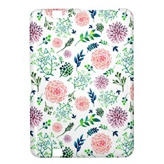 Hand Painted Spring Flourishes Flowers Pattern Kindle Fire HD 8.9