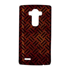 WOV2 BK MARBLE BURL (R) LG G4 Hardshell Case