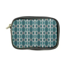 Tropical Blue Abstract Ocean Drops Coin Purse