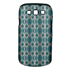 Tropical Blue Abstract Ocean Drops Samsung Galaxy S Iii Classic Hardshell Case (pc+silicone)