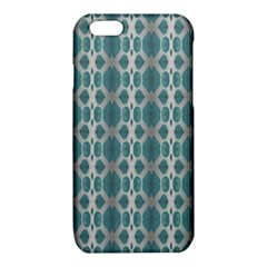 Tropical Blue Abstract Ocean Drops iPhone 6/6S TPU Case