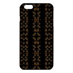Dark Arabic Stripes iPhone 6 Plus/6S Plus TPU Case