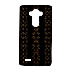 Dark Arabic Stripes Lg G4 Hardshell Case