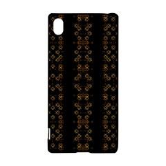 Dark Arabic Stripes Sony Xperia Z3+