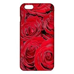 Red Roses Love Iphone 6 Plus/6s Plus Tpu Case