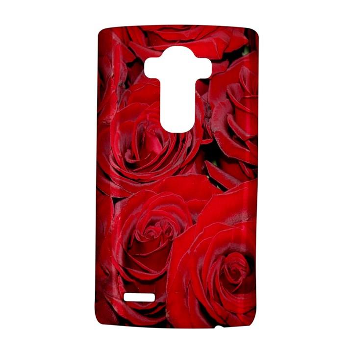 Red Roses Love LG G4 Hardshell Case