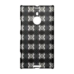 Black White Gray Crosses Nokia Lumia 1520