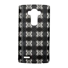Black White Gray Crosses Lg G4 Hardshell Case