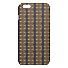 Black Brown Gold Stripes iPhone 6 Plus/6S Plus TPU Case