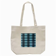 Blue Diamonds Of The Sea 1 Tote Bag (Cream)