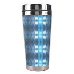 Blue Diamonds Of The Sea 1 Stainless Steel Travel Tumblers