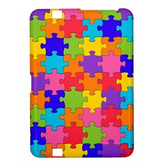 Funny Colorful Jigsaw Puzzle Kindle Fire Hd 8 9