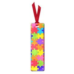 Funny Colorful Jigsaw Puzzle Small Book Marks