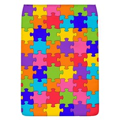 Funny Colorful Jigsaw Puzzle Flap Covers (l)