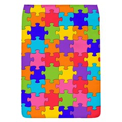 Funny Colorful Jigsaw Puzzle Flap Covers (s)