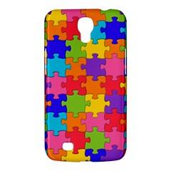 Funny Colorful Jigsaw Puzzle Samsung Galaxy Mega 6 3  I9200 Hardshell Case