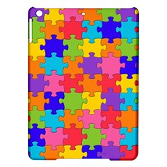 Funny Colorful Jigsaw Puzzle Ipad Air Hardshell Cases