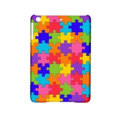 Funny Colorful Jigsaw Puzzle Ipad Mini 2 Hardshell Cases