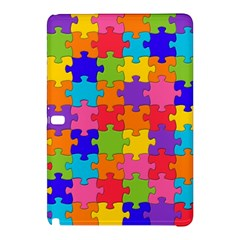 Funny Colorful Jigsaw Puzzle Samsung Galaxy Tab Pro 10 1 Hardshell Case