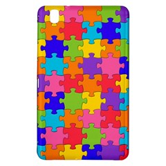 Funny Colorful Jigsaw Puzzle Samsung Galaxy Tab Pro 8 4 Hardshell Case